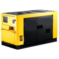 Quality 30KVA 50Hz Water-cooling Three phase AVR Portable Diesel Generator Super silent for sale
