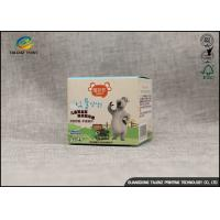 Buy cheap Custom Cosmetic Packaging Boxes / Recycle Cardboard Gift Boxes from wholesalers