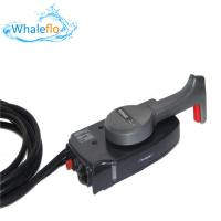 Quality Whaleflo Side mount 703 remote control box with 10 pin wire harness for YAMAHA outboard PUSH for sale