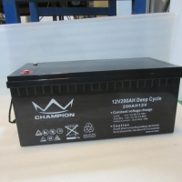 Quality Deep Cycle 12V 200ah UPS VRLA ABS AGM Lead Acid Battery for sale