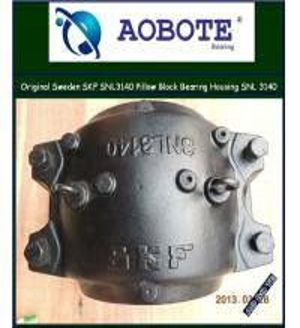 China SKF Pillow Block Bearing SNL3140 , Miniature Sealed Ball Bearing in Mining on sale