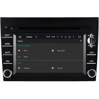 Quality Quad Core 1.6GHZ Car Radio GPS Navigation , Android Car DVD Player Stereo For Porsche 911 2004 - 2012 for sale