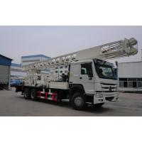 Quality BZC400CHW Truck Mounted Pile Drilling Machine 400m Depth Sinotruk Chassis for sale