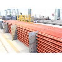 Quality SS Or CS Boiler Fin Tube / Heat Exchanger Finned Tube Solid Type For Cooler Dryer for sale