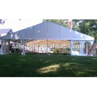 Quality 2015 Wholesale Aluminum frame PVC fabric Big White Outdoor eventpartytent for sale