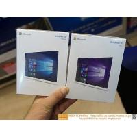 Quality Genuine 64 Bit Microsoft Windows 10 Pro Retail Box Easy Using For PC / Tablet for sale