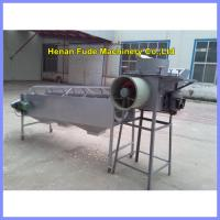 Quality Garlic cloves splitting and sorting machine,garlic separator and sorter for sale