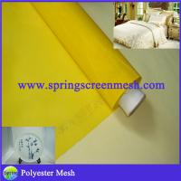 Quality spf fabric printing mesh bolting cloth for sale