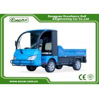 Quality Tourist Use Electric Utility Carts , Advanced Battery Powered Sightseeing Bus for sale