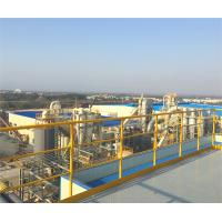 Quality Full Automatic Particle Board Production Line PLC Control 2440 X 1220 MM for sale