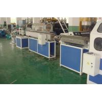 Quality PVC Fiber Reinforced Pipe Production Line High Continual Capacity Easy Operation for sale
