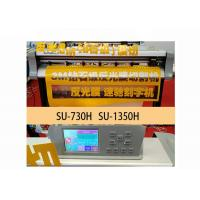 Quality 4 Ft Reflective Film Cutting Plotter Machine , Laser Positioning Engraving Plotter Machine for sale