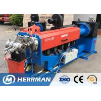Quality Data / Building / Civil Cable Extrusion Line High Output 1200kg/H SJ-90X25 for sale