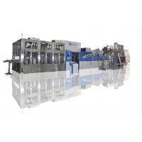 Quality 3000bph-24000bph Automatic Liquid Water Filling Machine with Packing Labeling for sale