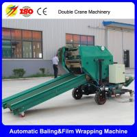 Buy Hot seller corn silage baler machine grass baler machine mini hay baler for sale at wholesale prices