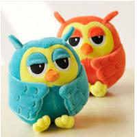 Quality Lovely Owl Plush Toy for sale