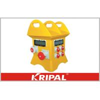Quality Industrial Portable 3 Phase Power Distribution Box Maintenance IP44 / IP65 for sale