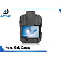 Best USB 2.0 HD Cops Should Wear Body Cameras Battery Operated 1 Year Warranty wholesale