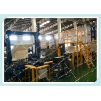 Buy Customized Pulp Mill Equipment , Automatic Paper Mill Machinery Pulp Baling Line at wholesale prices