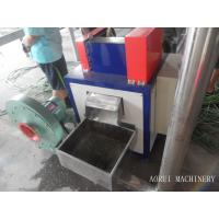 China LDPE Water Ring Cold Cutting Granules Extruder Plastic Granules Production Machine on sale