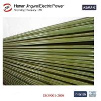 Buy cheap 38mm Epoxy Fiber glass Rods For Railway Insulator/Fiberglass Rod from wholesalers