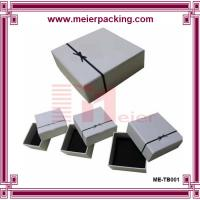 Best Factory price papckaging paper box/Cardboard custom paper box/Bracelet packaging box ME-TB001 wholesale
