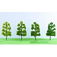 Quality Building model material crafts decoration material tree model. Ficus tree model materials for sale