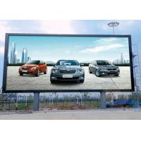 Quality Full Color P10 Outdoor Advertising LED Display IP65 For Fixed Installation for sale