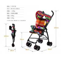 Buy cheap Good quality The Cheapest Kids baby Strollers Summer Baby Carriage for sale from wholesalers