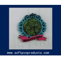 Quality Cool Kids Custom Fridge Magnets , Soft PVC Creative Refrigerator Magnet with OEM Logo for sale