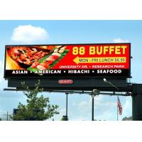 China HD outdoor front service P10 P8 P6.67 led billboard display video wall IP65 for advertising and events on sale