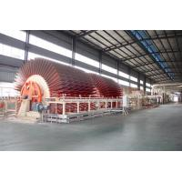 Quality Low Maintenance Particle Board Manufacturing Machine Easy Operation for sale