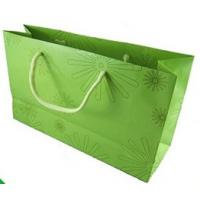 Quality Chinese factory cheap hot sale cosmetic paper bag for sale