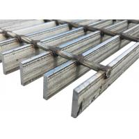 Quality Grill Steel Floor Grating Hot Dip Galvanised Mild Steel Material Square Shape for sale