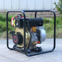 Quality 2,3,4 Inch Model Diesel Irrigation Water Pump / agricultural irrigation equipment for sale