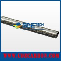Quality carbon fiber tube,3K twill matte carbon fiber tube for sale