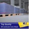 Buy cheap Injekt print / UV print material 75LPI 0.45mm Lenticular Lens Sheet material from wholesalers
