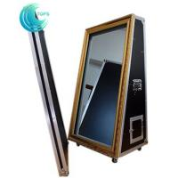 Quality Automatic 65 inch magic new year mirror selfie mirror photo booth for events for sale