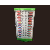 China Morden Acrylic Cosmetic Display Stand AD2 , Promotional Free Standing Display Stands on sale