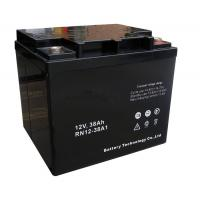 Quality 12v 38ah UPS Lead Acid Battery With M6 Terminal Alloy Grid Structure for sale