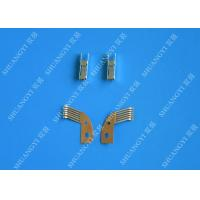 Buy cheap Customized Wire Crimp Terminals , Professional Copper Wire Pin Terminals from wholesalers
