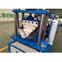 Quality Roof Ridge Sheet / Roof Panel Roll Forming Machine Roof Ridge Cap Making for sale