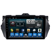 """Quality Ciaz Android Car SUZUKI Navigator 9"""" 4G SIM Bluetooth WiFi DSP Rear Camer Support for sale"""