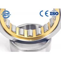 Quality NJ306 Single Row Roller Bearing , Straight Roller Bearing For Excavator for sale