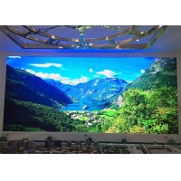 Quality 64*64 P3.9 Stage Background Led Display 1/8 scan Seamless for sale