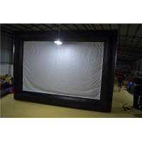 Best Customized Commercial Outside Inflateable Movie Screen Oxford Cloth wholesale