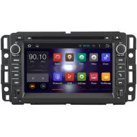 Quality 7 Inch In Dash Multimedia Player , Chevrolet Tahoe DVD Player 2007 - 2014 for sale