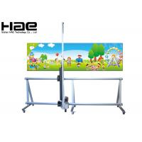 Quality Limitless Large Format Mural Vertical Wall Printer Direct To Inkjet Spray With Battery for sale