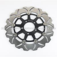 Aluminum Floating Motorcycle Brake Disc Rotor For Street Bike Parts Wave