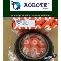 Quality Deep Groove FAG Ball Bearings Single Row 6020 2RSR ABEC 5 for sale